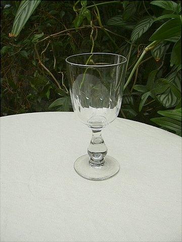 gammelt glas