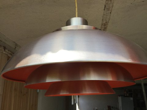 Loftlampe Metal/orange 475,-