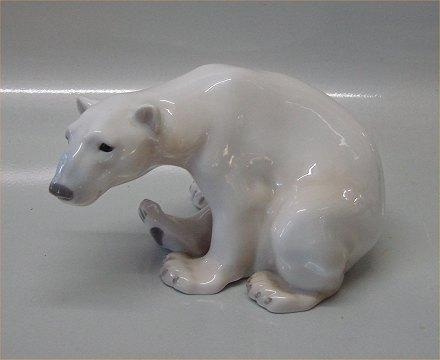 isbjørn figur
