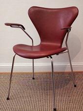 STARI Classic > 7er stole, Arne Jacobsen - 7 stol 3107 - 7 stol