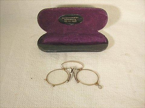 levere gamle briller