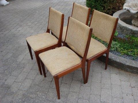 spisebordsstole dansk design .Antikvitet.  Spisebordsstole fra Uldum Møbelfabrik, Dansk  spisebordsstole dansk design
