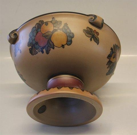 keramik l hjorth .Antikvitet.  Bornholm, L. Hjort Keramik L.Hjorth: Stor  keramik l hjorth