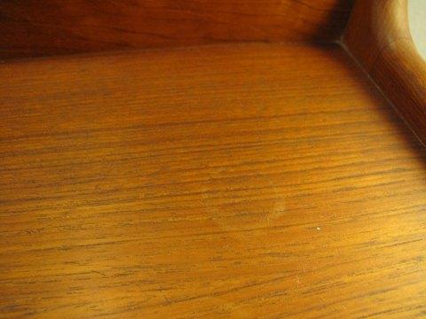Teak møbler fra 60erne