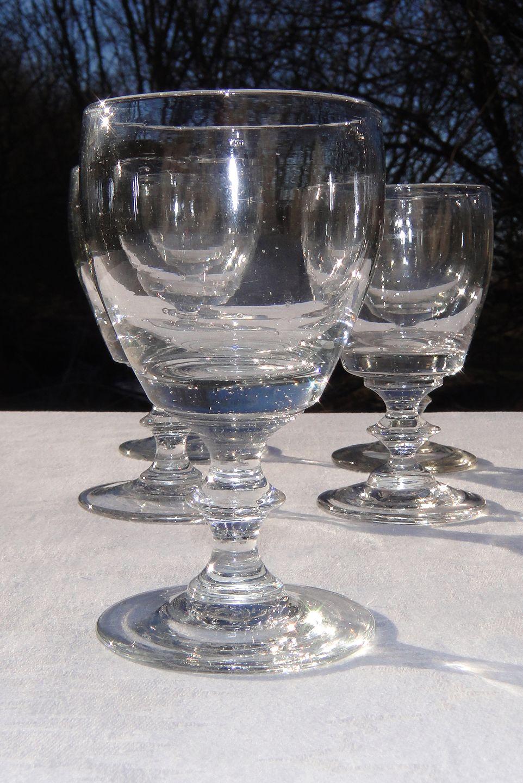 gamle vinglas