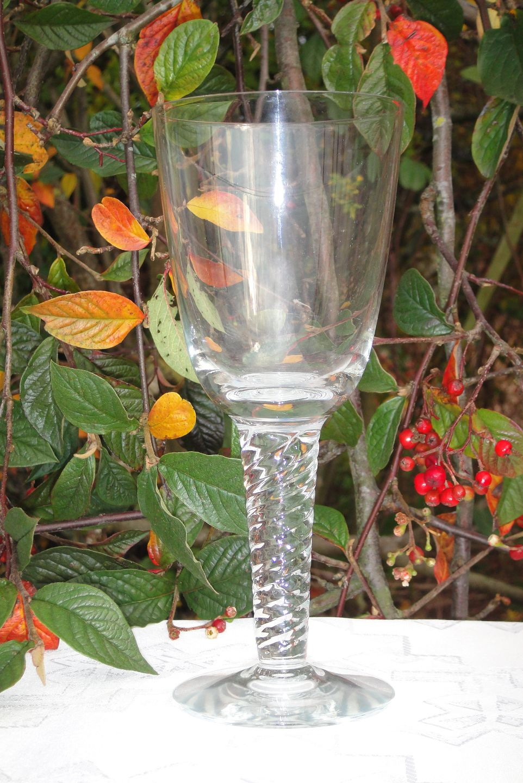www.Antikvitet.net - Amager glasservice Pokal glas