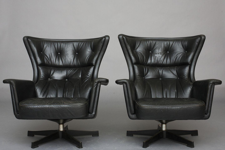 Designer lænestole brugt