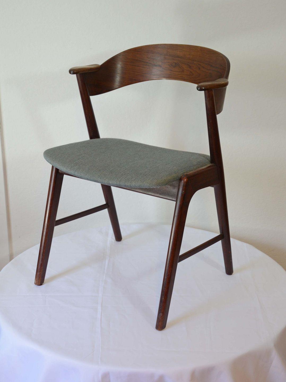 kai kristiansen stol .Antikvitet.  Stol palisander. * Kai Kristiansen. * solgt købes kai kristiansen stol