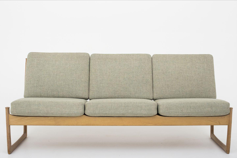 brugt sofa .Antikvitet.  Peter Hvidt & Orla Mølgaard / France & Søn  brugt sofa