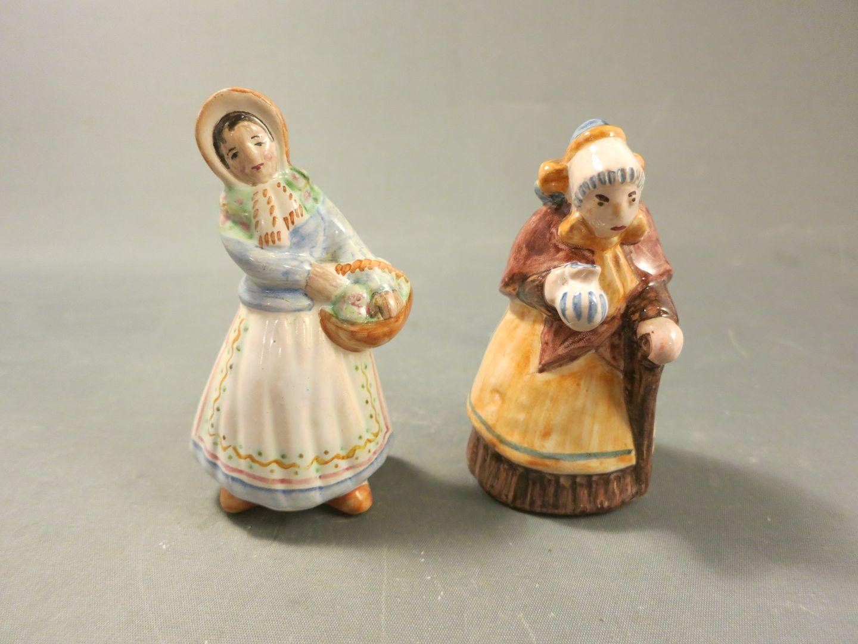 hjorth keramik figurer .Antikvitet.  L. hjorth keramik figurer hjorth keramik figurer