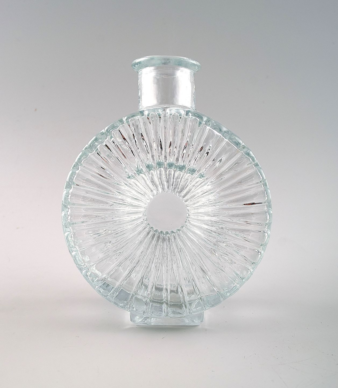 www.antikvitet - helena tynell vase/flaske i kunstglas
