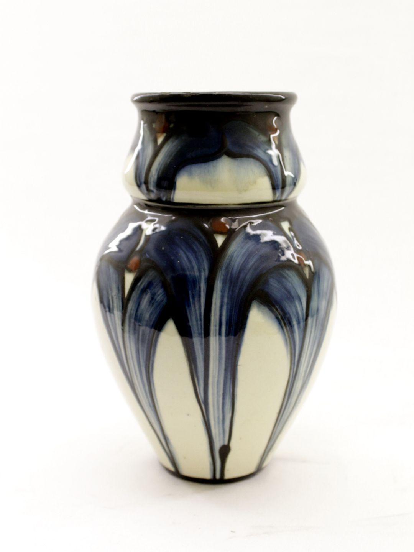 danico keramik .Antikvitet.  Danico keramik vase solgt danico keramik