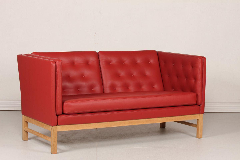 erik j rgensen sofa model 315 m r d l der. Black Bedroom Furniture Sets. Home Design Ideas