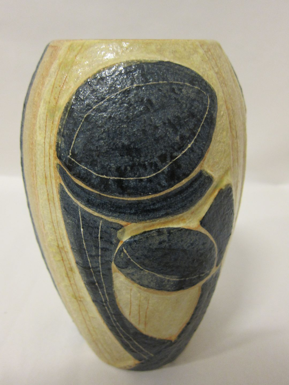 søholm keramik vase .Antikvitet.  Vase, Søholm, Bornholm * Smuk og speciel vase  søholm keramik vase