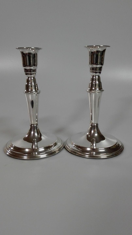lysestager sølv