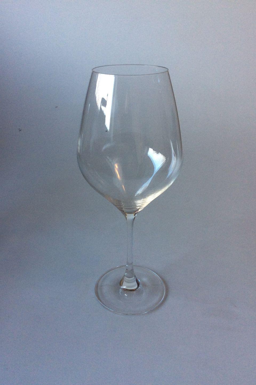 cabernet rødvins glas