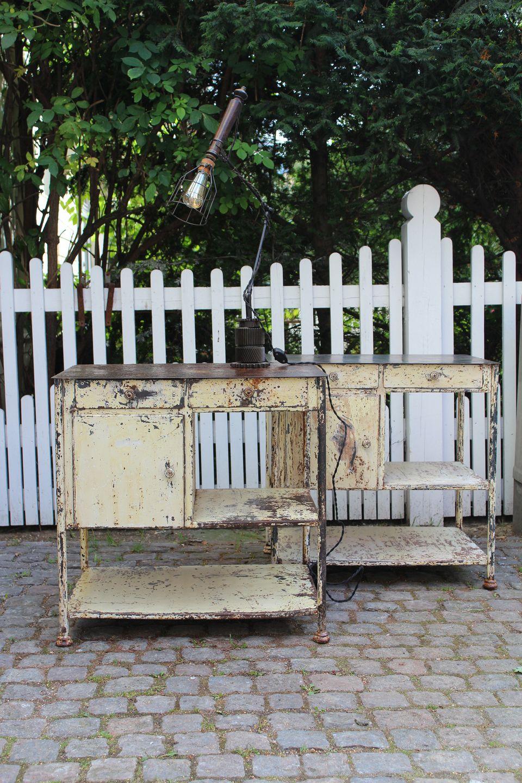 Fransk industri møbler