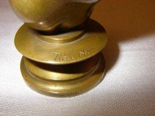 fugl støbt i bronze