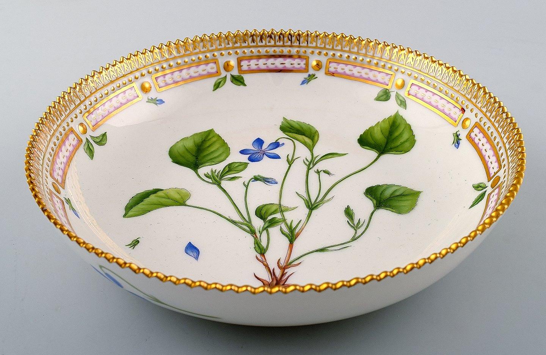 flora danica porcelæn
