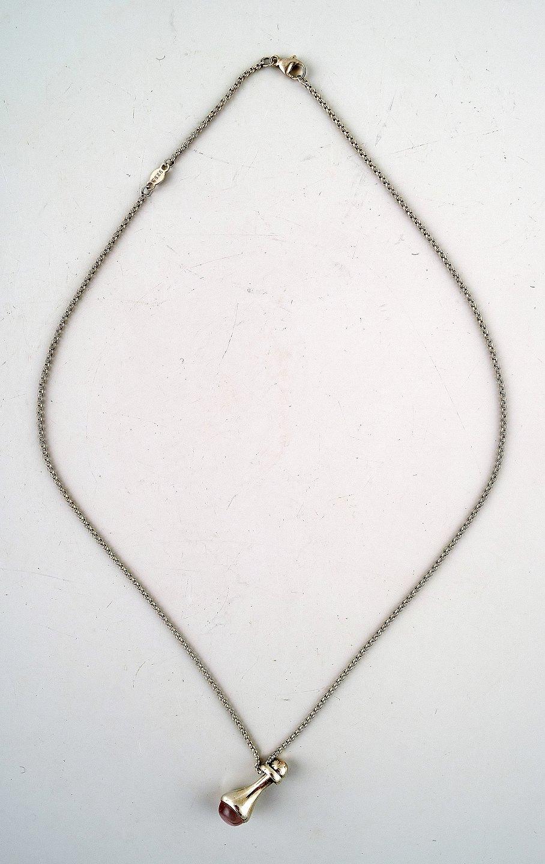 925 konge halskæde
