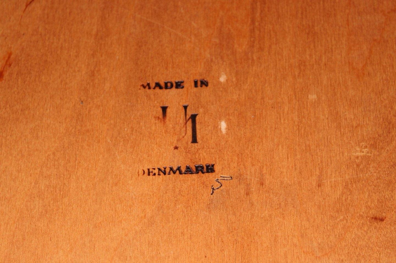 www.Antikvitet.net - Et sæt af 6 spisestuestole i palisander af ...