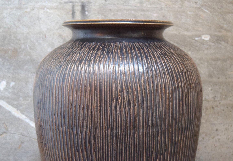 keramik gulvvase .Antikvitet.  Monumental keramik gulvvase i klassisk design. * keramik gulvvase